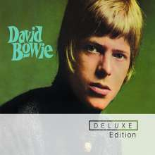 David Bowie (1947-2016): David Bowie (Deluxe Edition), 2 CDs