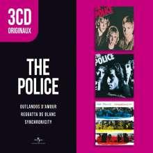 The Police: 3 CD Originaux, 3 CDs