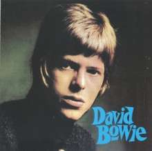 David Bowie (1947-2016): David Bowie (180g) (Deluxe Edition) (mono & stereo), 2 LPs