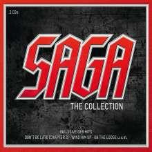Saga: The Collection, 3 CDs