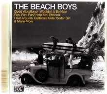 The Beach Boys: Icon, CD