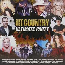Hit Country: Ultimate Party, 2 CDs