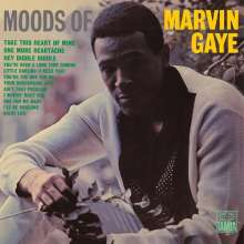 Marvin Gaye: Moods Of Marvin Gaye (180g), LP