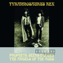 T.Rex (Tyrannosaurus Rex): Prophets, Seers and Sages - The Angels of the Ages (Deluxe Edition), 2 CDs