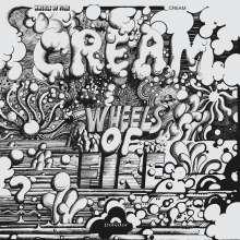 Cream: Wheels Of Fire, 2 LPs