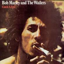 Bob Marley (1945-1981): Catch A Fire (180g) (Limited Edition), LP