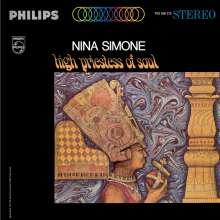 Nina Simone (1933-2003): High Priestess Of Soul (180g), LP