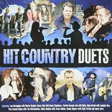 Hit Country Duets, 2 CDs