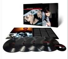 Ryan Adams: Heartbreaker (180g) (Limited-Deluxe-Edition), 4 LPs und 1 DVD