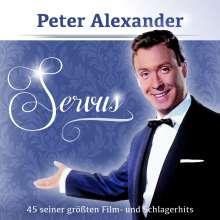 Peter Alexander (1926-2011): Servus, 2 CDs