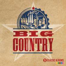 Big Country: 5 Classic Albums, 5 CDs
