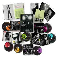 Graham Parker & The Rumour: These Dreams Will Never Sleep: The Best Of Graham Parker (Limited Edition), 6 CDs und 1 DVD