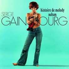 Serge Gainsbourg: Histoire De Melody Nelson (remastered) (180g), LP