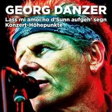 Georg Danzer: Lass mi amoi no d'Sunn aufgeh' segn (Konzert-Höhepunkte), 2 LPs