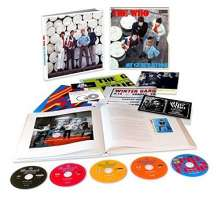 The Who: My Generation (Limited Super Deluxe Edition), 5 CDs