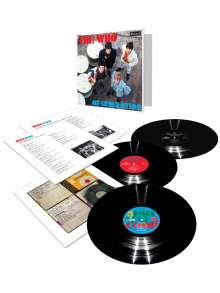 The Who: My Generation (Limited Deluxe Edition), 3 LPs