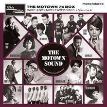 """The Motown 7s Box Volume 4 (Limited Numbered Edition), 7 Singles 7"""""""