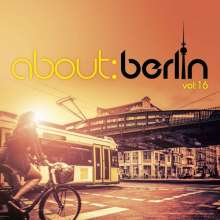 About: Berlin Vol: 16 (Limited-Edition), 4 LPs