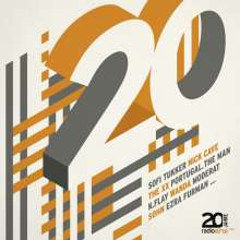 20 Jahre Radioeins (Limited-Numbered-Edition), 5 LPs