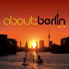 About: Berlin Vol. 18 (Limited-Edition), 4 LPs