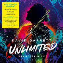 David Garrett (geb. 1980): Unlimited: Greatest Hits (Deluxe Edition), 2 CDs