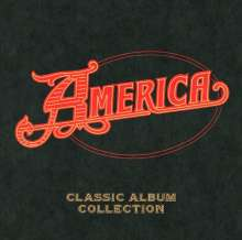 America: Classic Album Collection, 6 CDs