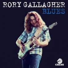 Rory Gallagher: Blues (180g) (Black Vinyl), 2 LPs