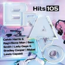 Bravo Hits 105, 2 CDs