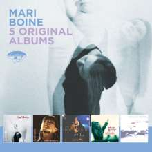 Mari Boine: 5 Original Albums, 5 CDs