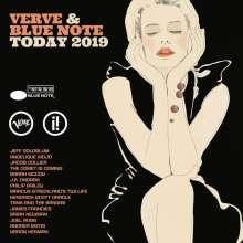 Verve & Blue Note Today 2019, CD