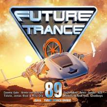 Future Trance 89, 3 CDs