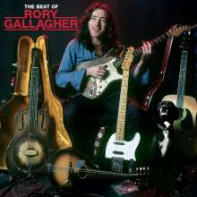 Rory Gallagher: The Best Of Rory Gallagher, 2 CDs