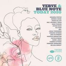 Verve & Blue Note Today 2020, CD
