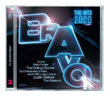 Bravo The Hits 2020, 2 CDs