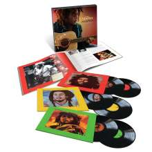 Bob Marley (1945-1981): Songs Of Freedom: The Island Years (180g) (Limited Edition), 6 LPs