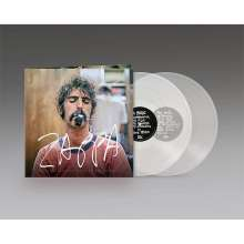 Filmmusik: Zappa (O.S.T.) (180g) (Limited Edition) (Clear Vinyl), 2 LPs