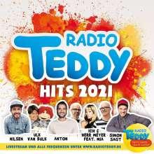 Radio Teddy Hits 2021, CD
