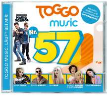 Toggo Music 57, CD