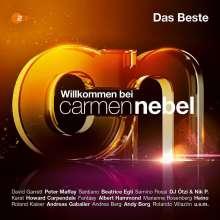 Willkommen bei Carmen Nebel - Das Beste, 3 CDs