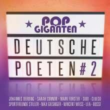 Pop Giganten - Deutsche Poeten 2, 2 CDs