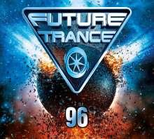 Future Trance 96, 3 CDs