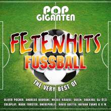 Pop Giganten - Fetenhits Fußball (Best Of), 3 CDs