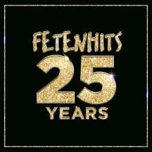 Fetenhits: 25 Years, 4 LPs