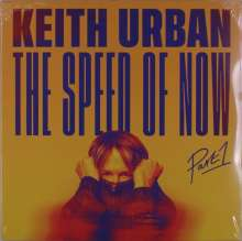 Keith Urban: The Speed Of Now Part 1, 2 LPs