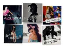 Amy Winehouse: The Collection, 5 CDs