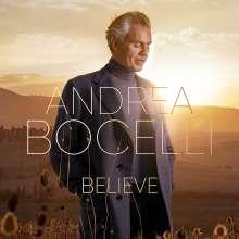 Andrea Bocelli - Believe (180g), 2 LPs