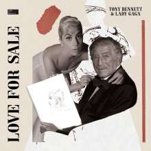 Tony Bennett & Lady Gaga: Love For Sale (Limited Deluxe Edition), 2 CDs