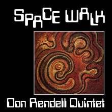 Don Rendell (geb. 1926): Space Walk (180g), LP