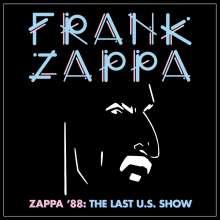 Frank Zappa (1940-1993): Zappa '88: The Last U.S. Show, 2 CDs