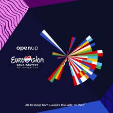 Eurovision Song Contest - Rotterdam 2021, 2 CDs